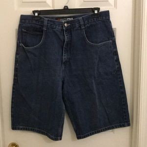 South Pole Jean Shorts Size 38